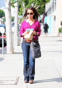 Lacey Chabert Leaving the Newsroom Cafe in Beverly Hills 09/28/11- 10 HQ