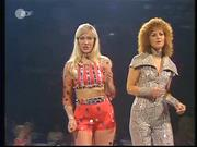 ABBA - Waterloo - Star Parade 1974